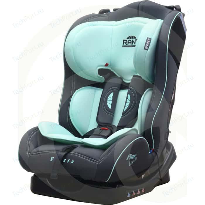 Автокресло Rant Fiesta 1029A гр 0-1-2, 0-25кг lake blue / бирюза