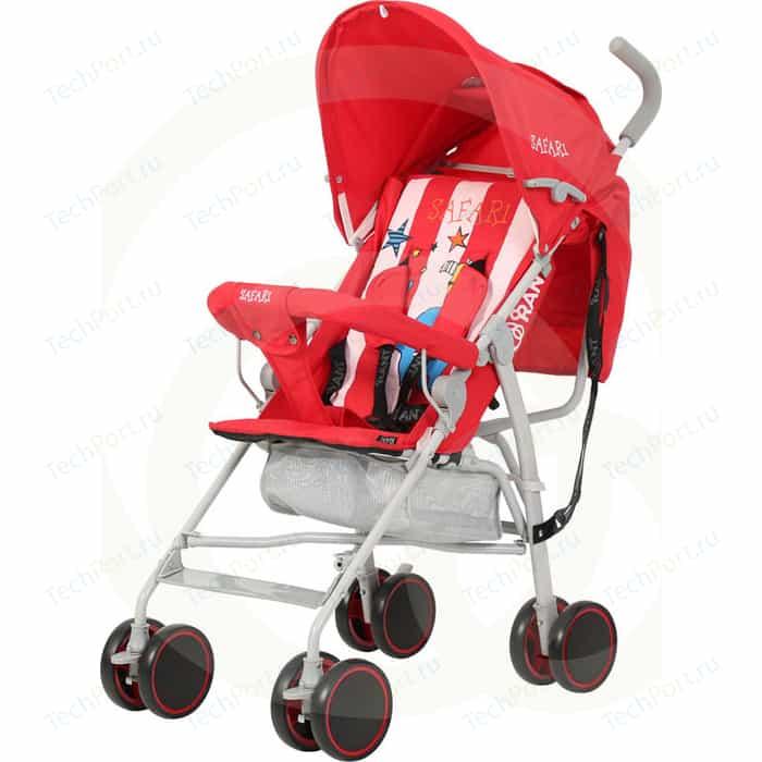 Коляска трость Rant SAFARI RA801 (comfort) red / красный