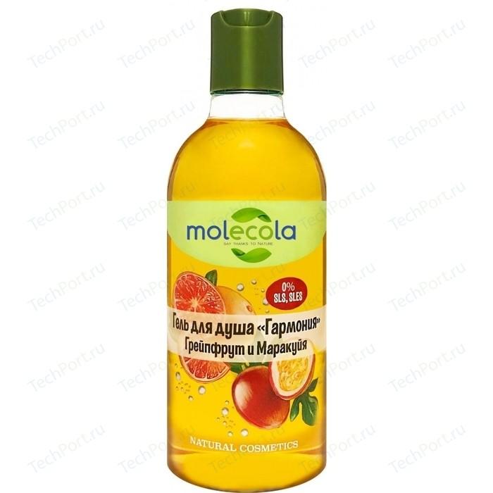 Гель для душа Molecola Гармония грейпфрут и маракуйя 400 мл