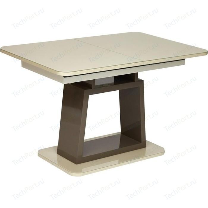Стол TetChair BRUGGE (mod.EDT-VE001) 120/150х80х75 см стол tetchair brugge mod edt ve001 120 150х80х75 см