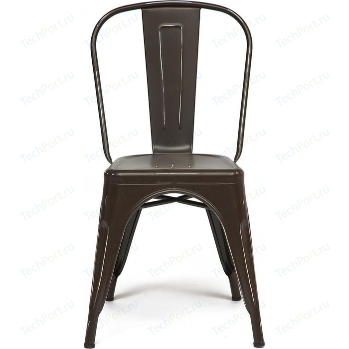 Стул TetChair Secret De Maison LOFT CHAIR (mod. 012) металл, коричневый / brown vintage