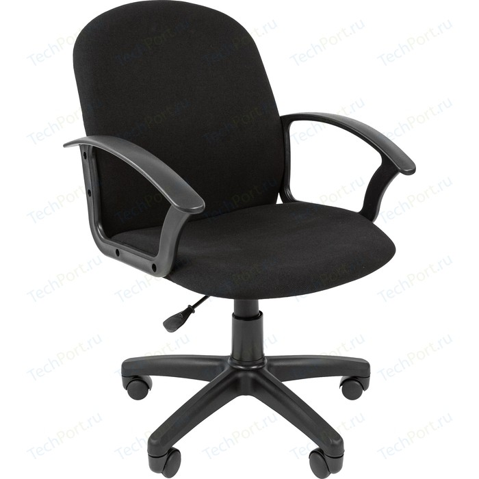 Офисноекресло Chairman Стандарт СТ-81 ткань С-3 черный