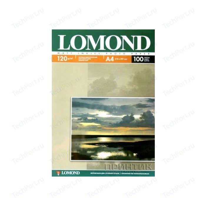 Lomond бумага матовая (0102003)