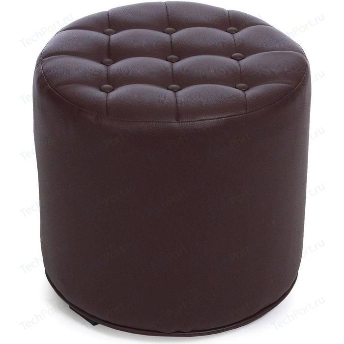 Пуф Euroson Рокко (коричневый)