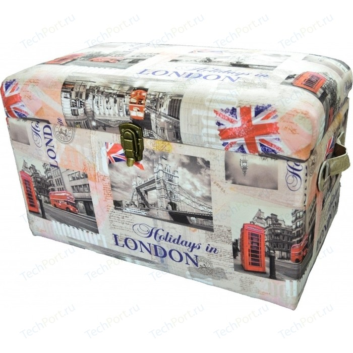 Пуф Euroson FX 17 Лондон малый пуф euroson вена 3 бежевый
