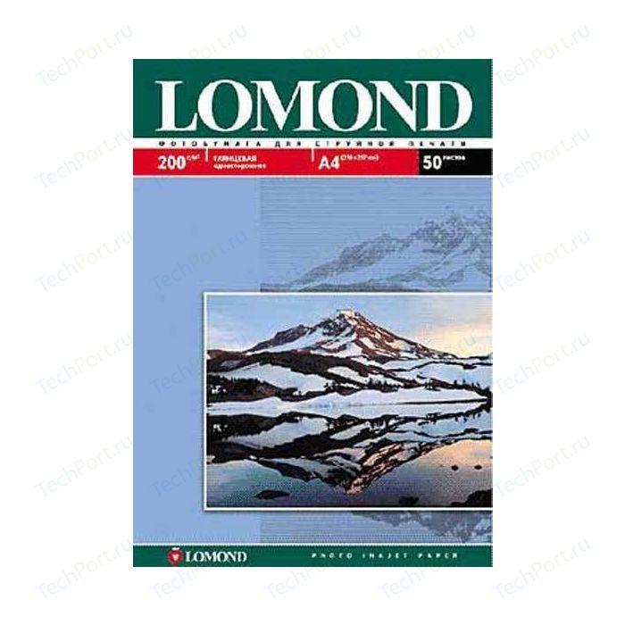 Lomond бумага глянцевая (0102046)