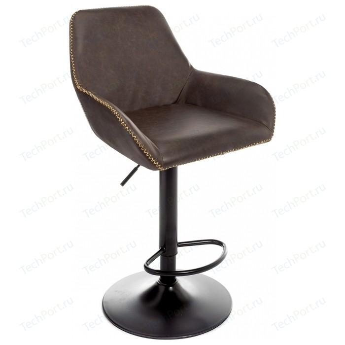 Барный стул Woodville Car vintage brown