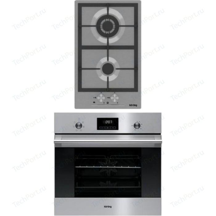 Встраиваемый комплект Korting HG 365 CTX + OKB 760 FX