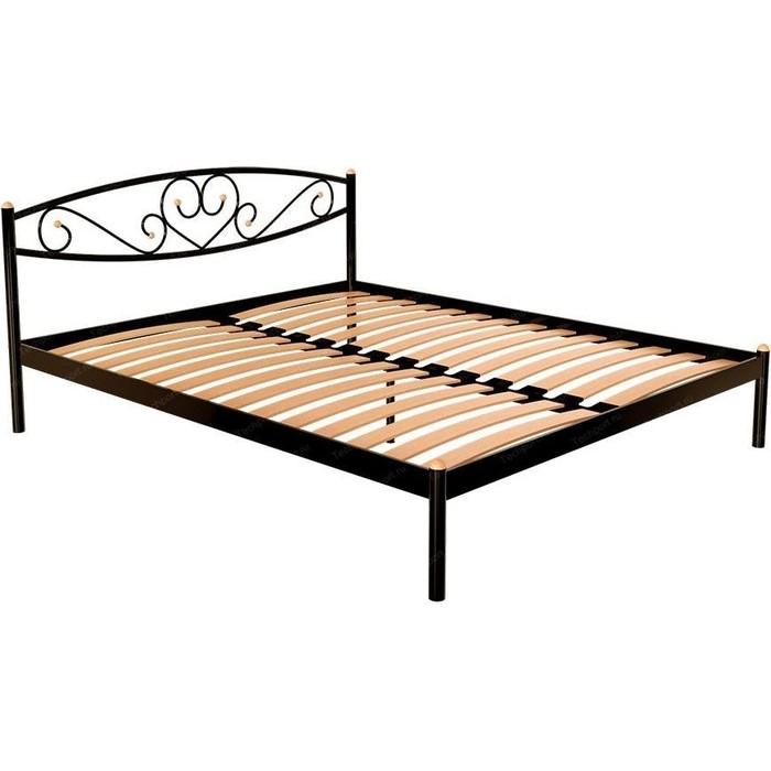 Фото - Кровать Стиллмет Мемори коричневый 8019 180x200 кровать стиллмет мемори медный антик 180x200