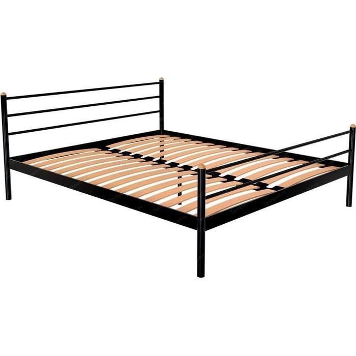Фото - Кровать Стиллмет Экспо коричневый 8019 120x200 кровать стиллмет экспо медный антик 120x200