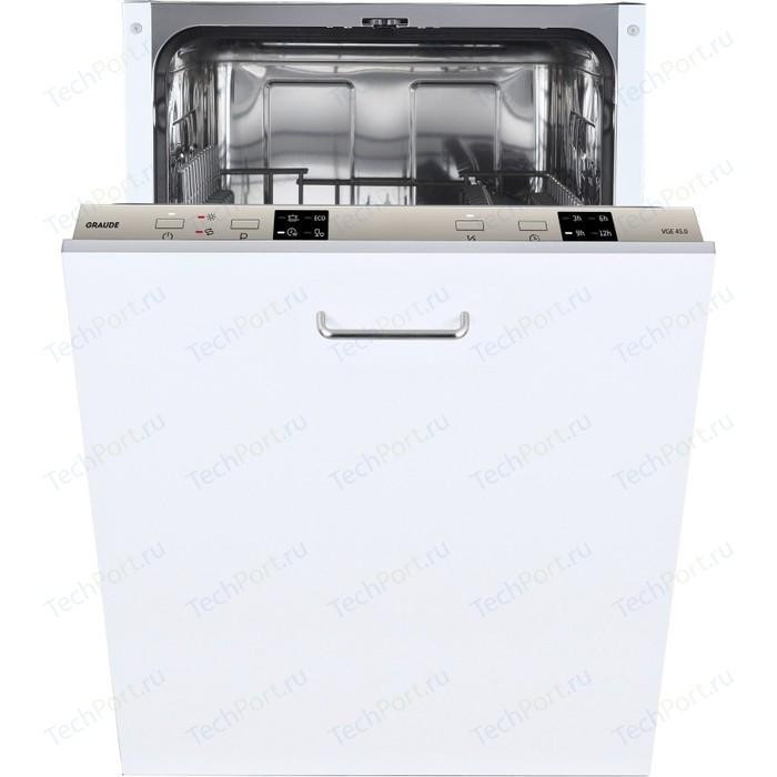 Встраиваемая посудомоечная машина Graude VGE 45.0