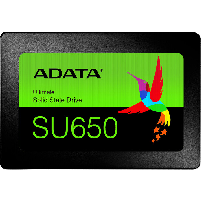 SSD накопитель ADATA SSD 120GB SU650 ASU650SS-120GT-R