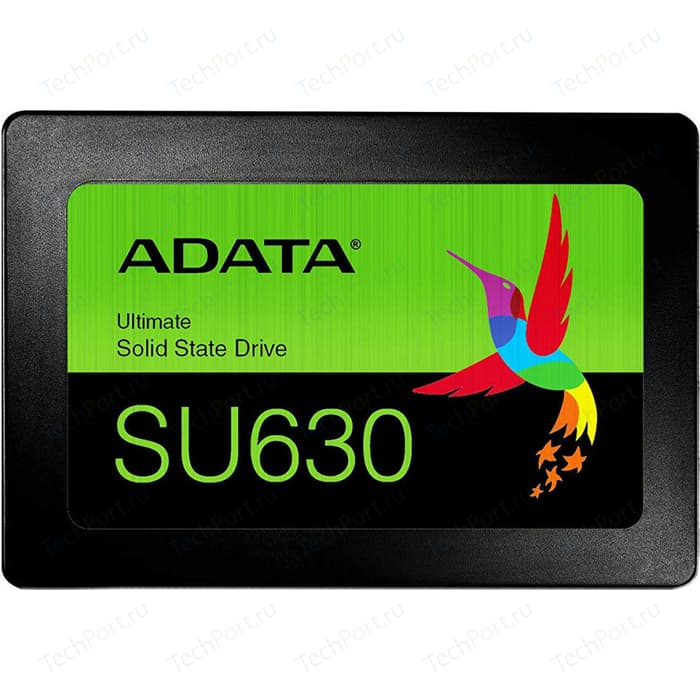 SSD накопитель ADATA SSD 240GB SU630 ASU630SS-240GQ-R