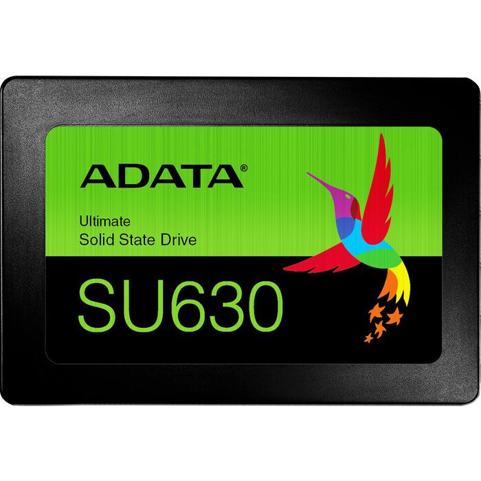 SSD накопитель ADATA SSD 480GB SU630 ASU630SS-480GQ-R
