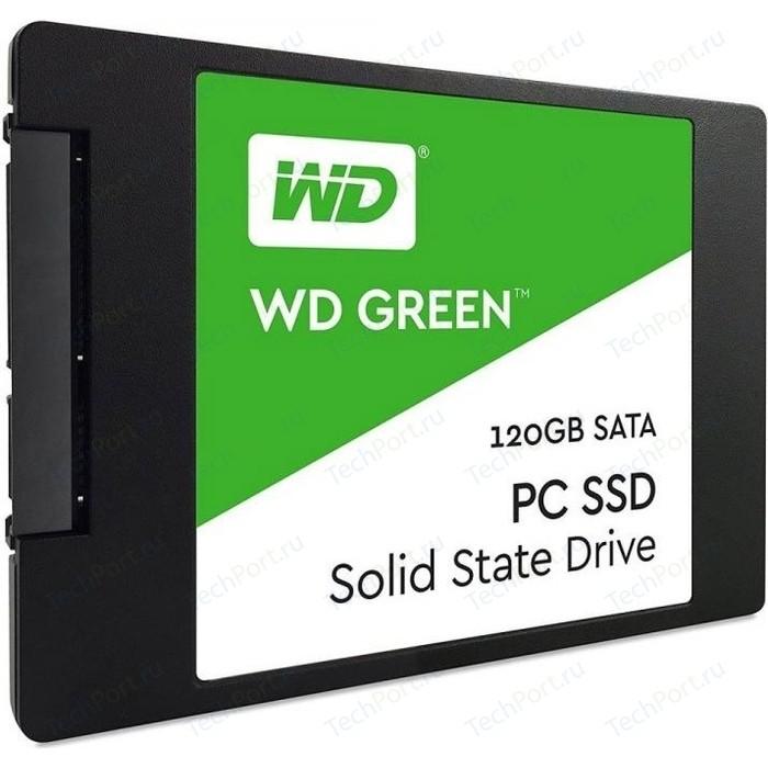SSD накопитель Western Digital SSD 120Gb WDS120G2G0A