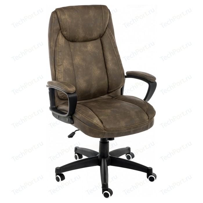 Компьютерное кресло Woodville Leo коричневое