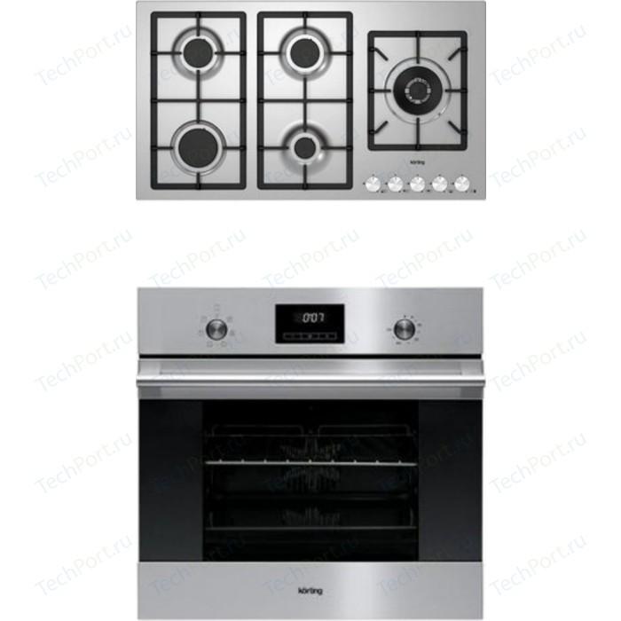 Встраиваемый комплект Korting HG 997 CTX + OKB 760 FX