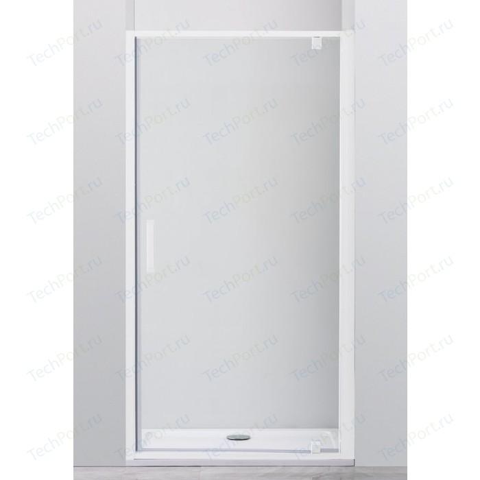 Душевая дверь Cezares Relax 80x185 Punto, белая (RELAX-BA-1-80-P-Bi)