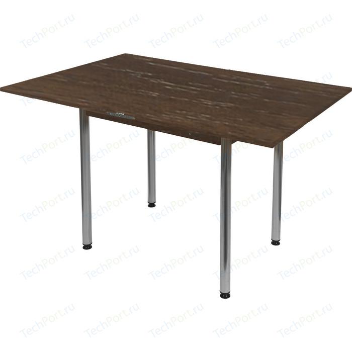 Ломберный стол Shado 60(120)х80 орех №15 №5