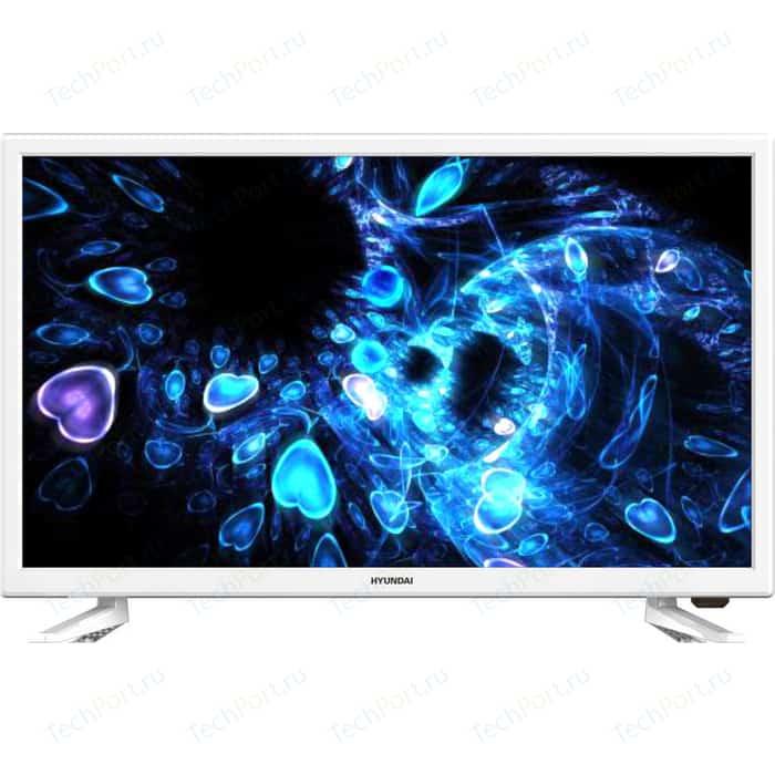 Фото - LED Телевизор Hyundai H-LED24ES5020 телевизор hyundai h led32et3021 32 2019 белый