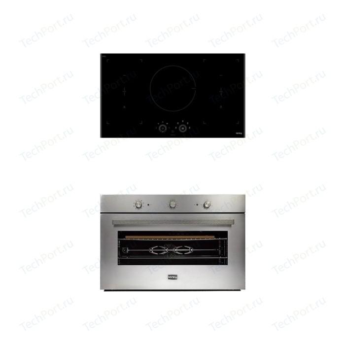 Встраиваемый комплект Korting HIB 95750 B Smart + OKB 5809 CSX Pro