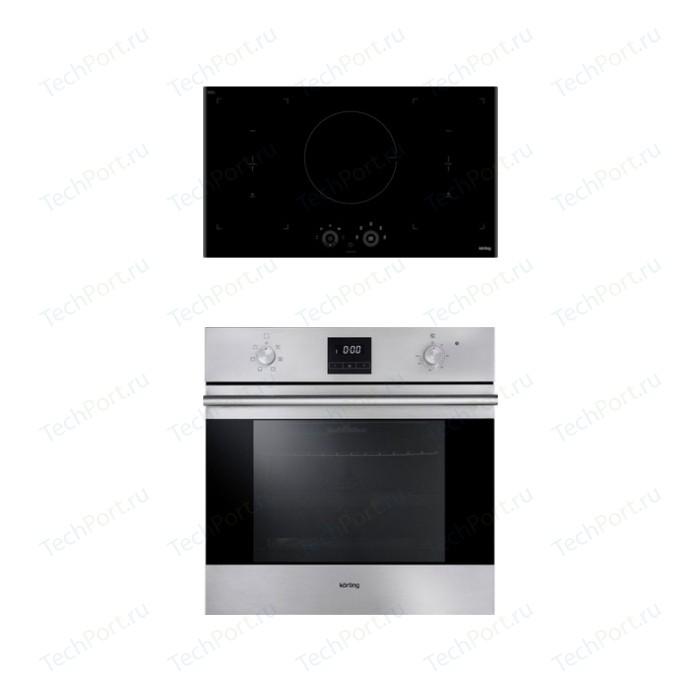 Встраиваемый комплект Korting HIB 95750 B Smart + OKB 560 CFX