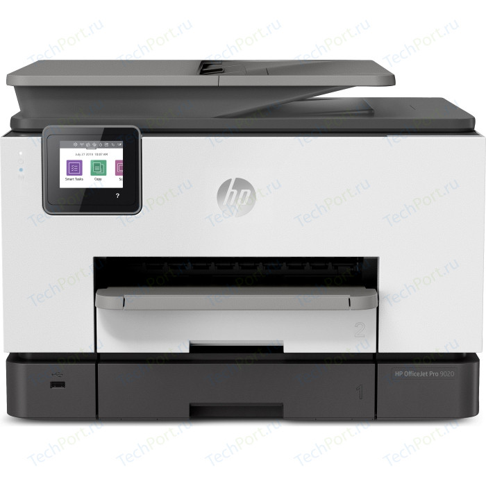 Фото - МФУ HP OfficeJet Pro 9020 a7f64 60001 for hp officejet pro 8610 8620 8630 formatter board