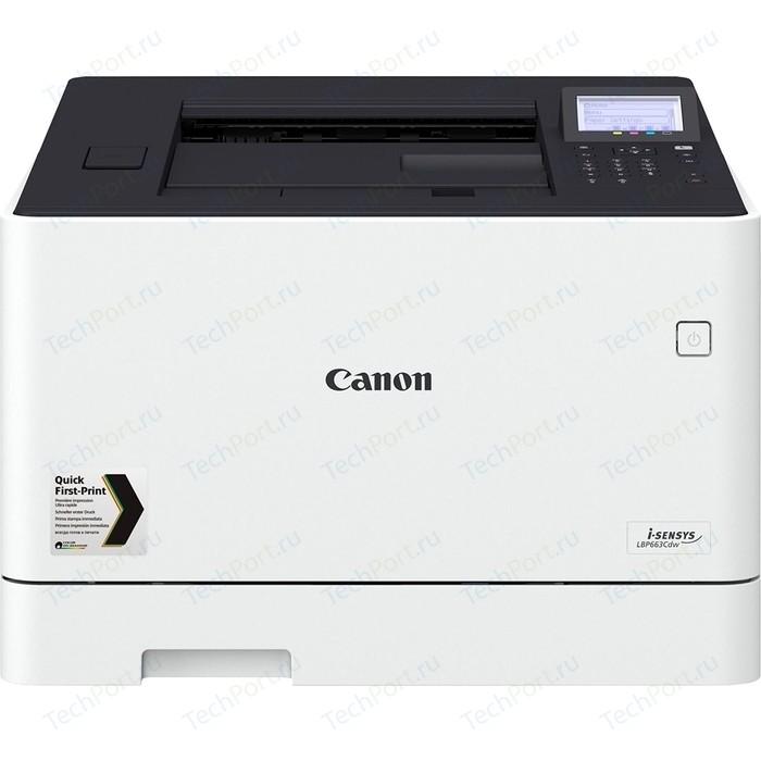 Фото - Принтер Canon i-SENSYS LBP663Cdw принтер лазерный canon i sensys lbp112 2207c006
