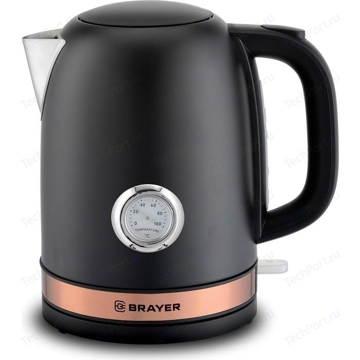 Фото - Чайник электрический BRAYER BR1005BK чайник brayer br1020