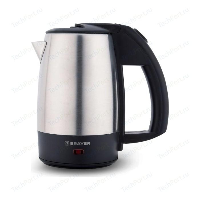 Фото - Чайник электрический BRAYER BR1080 чайник brayer br1020