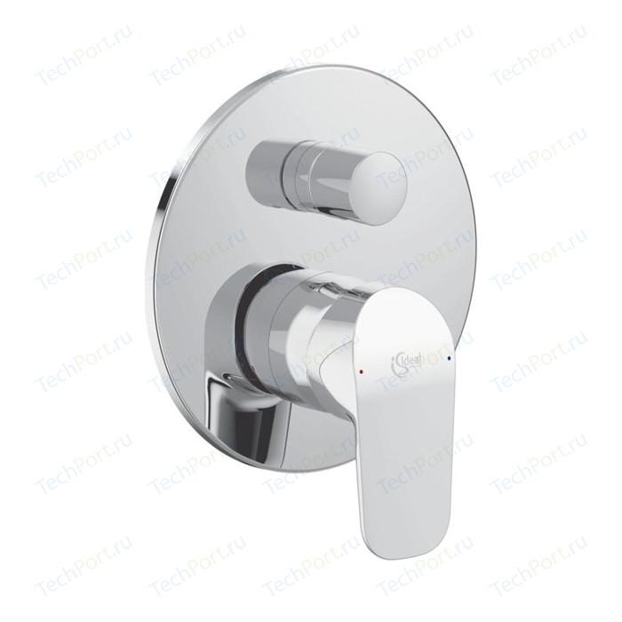 Смеситель для ванны Ideal Standard Ceraflex встраиваемый, механизма A1000NU (A6725AA)