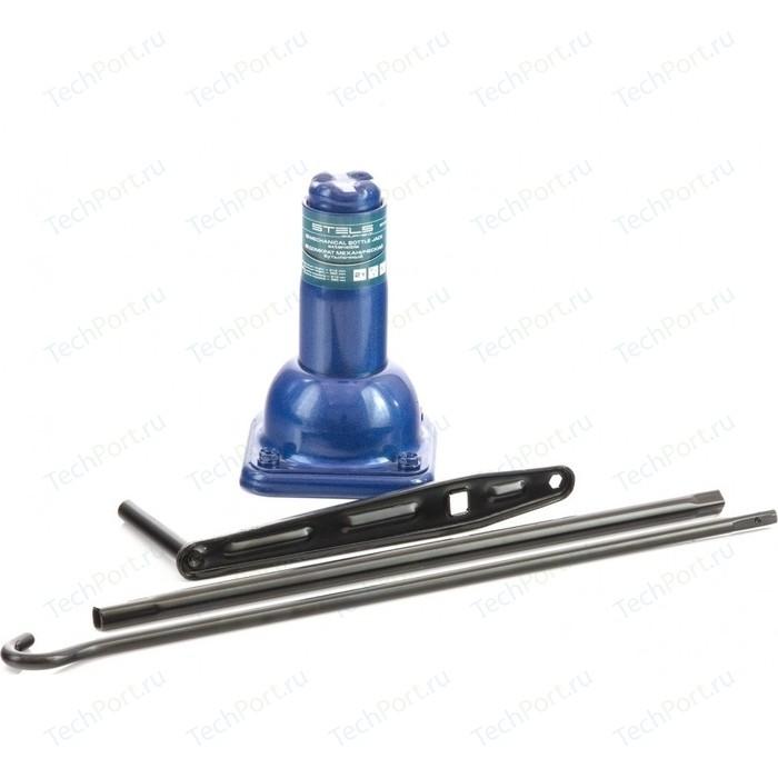 Домкрат гидравлический бутылочный Stels 2т 210-390мм (50103)