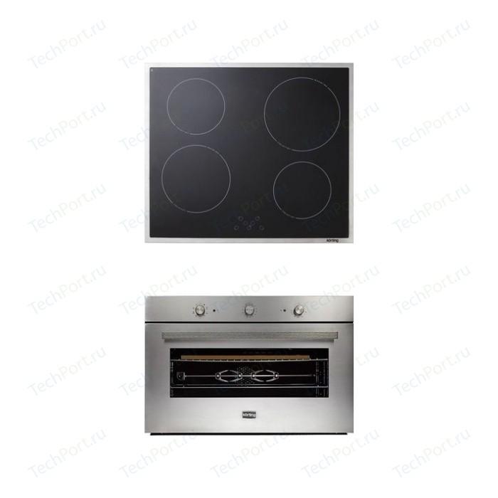 Встраиваемый комплект Korting HI 64021 X + OKB 5809 CSX Pro