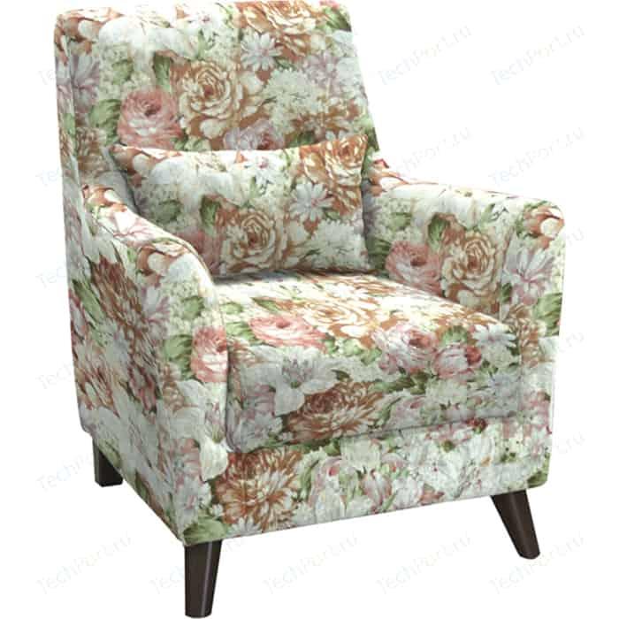 Кресло Нижегородмебель и К Либерти ткань ТК 209 кресло нижегородмебель и к меланж ткань тк 232