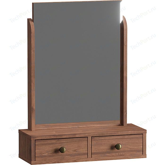 Стол туалетный Моби Марко 03.248 орех селект каминный (ящики-шкатулки без направляющих)
