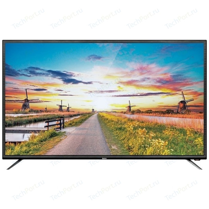 LED Телевизор BBK 40LEX-7127/FTS2C телевизор led 50 bbk 50lem 1056 fts2c черный 1920x1080 50 гц vga usb