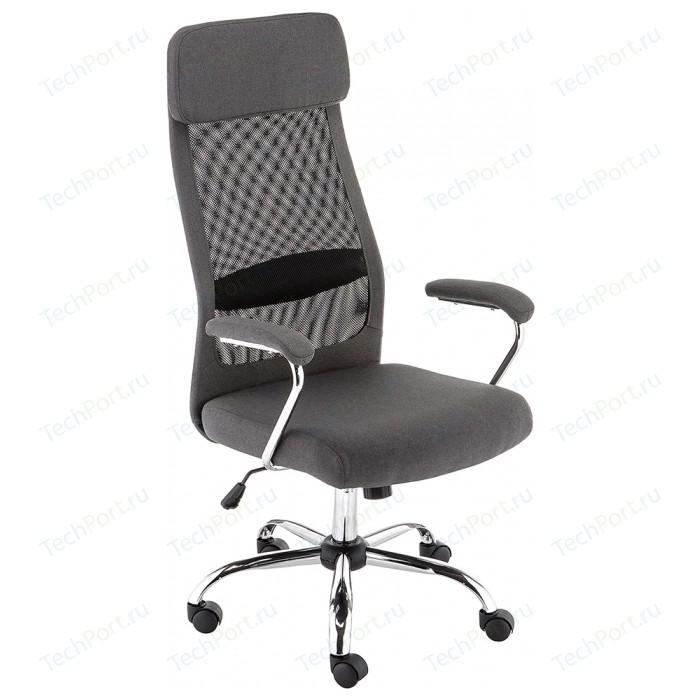 Компьютерное кресло Woodville Sigma темно-серое кресло woodville kolum серое