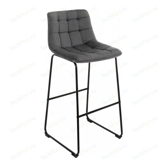 Барный стул Woodville Stil серый