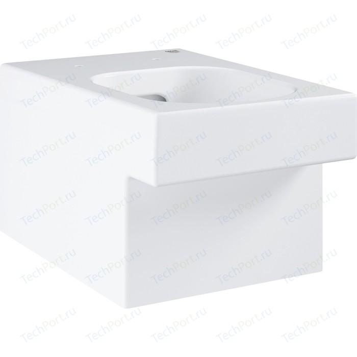Унитаз подвесной Grohe Cube Ceramic с покрытием PureGuard (3924500H) унитаз подвесной grohe cube ceramic с покрытием pureguard 3924500h