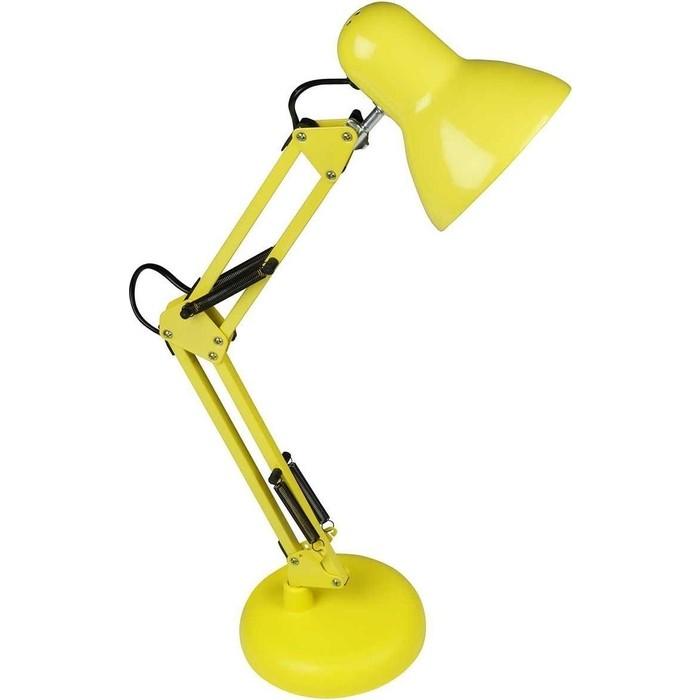 Настольная лампа Uniel TLI-221 LIGHT YELLOW