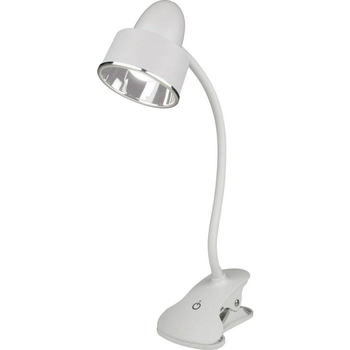 Настольная лампа Uniel TLD-557 Beige/LED/350Lm/5500K/Dimmer