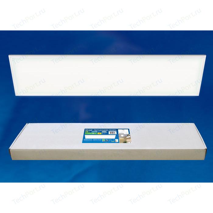 Светильник светодиодный потолочный встраиваемый Uniel ULP-30120-36W/NW EFFECTIVE WHITE