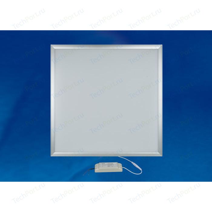 Фото - Светильник светодиодный потолочный встраиваемый Uniel ULP-6060-42W/NW EFFECTIVE SILVER светильник светодиодный volpe ulp q121 6060 33w dw nod silver потолочный встраиваемый