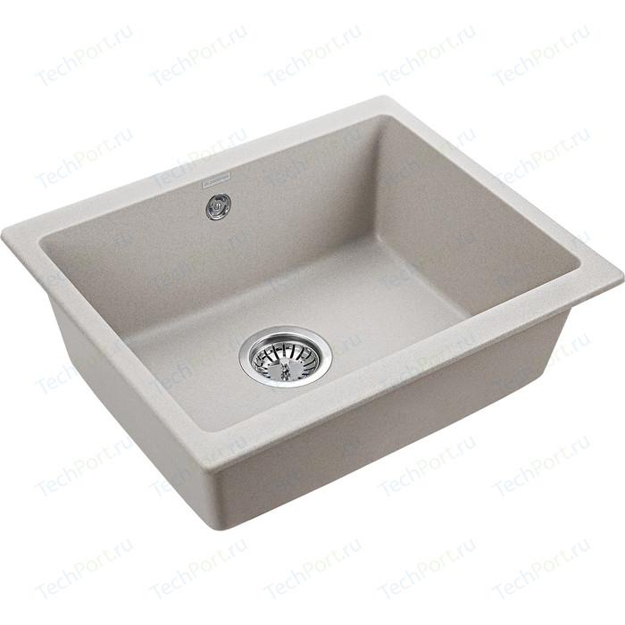 Кухонная мойка Paulmark Gera серый (PM205546-GR)