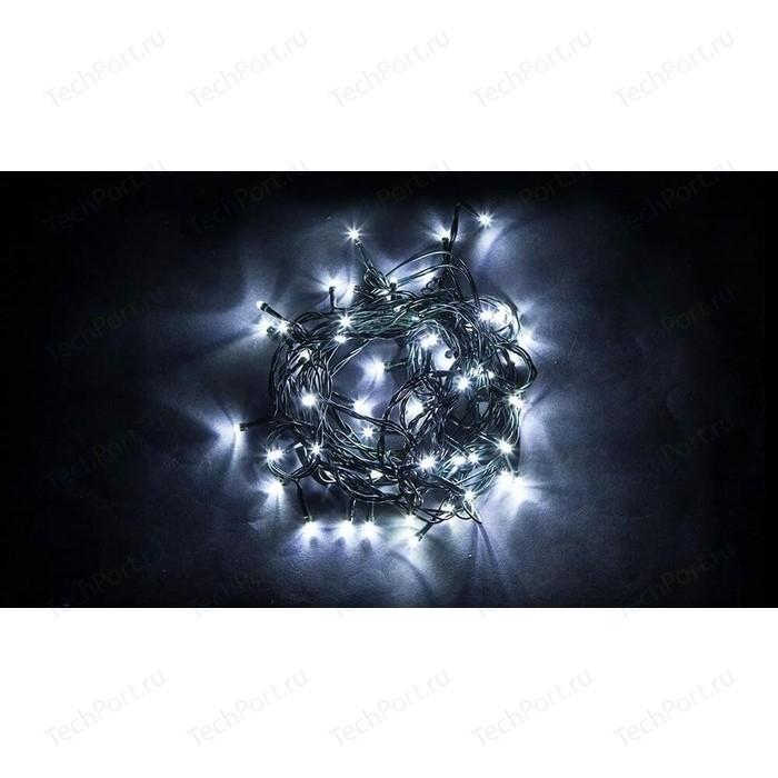 Светодиодная гирлянда Feron Линейная 230V 5000K холодный белый без мерцания CL07 26734 светодиодная гирлянда feron линейная 230v 2700k теплый белый без мерцания cl08 26783