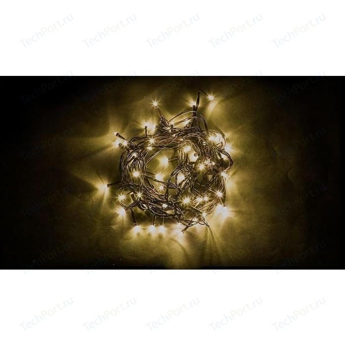 Светодиодная гирлянда Feron Линейная 230V 2700K теплый белый без мерцания CL07 32316 светодиодная гирлянда feron линейная 230v 2700k теплый белый без мерцания cl08 26783
