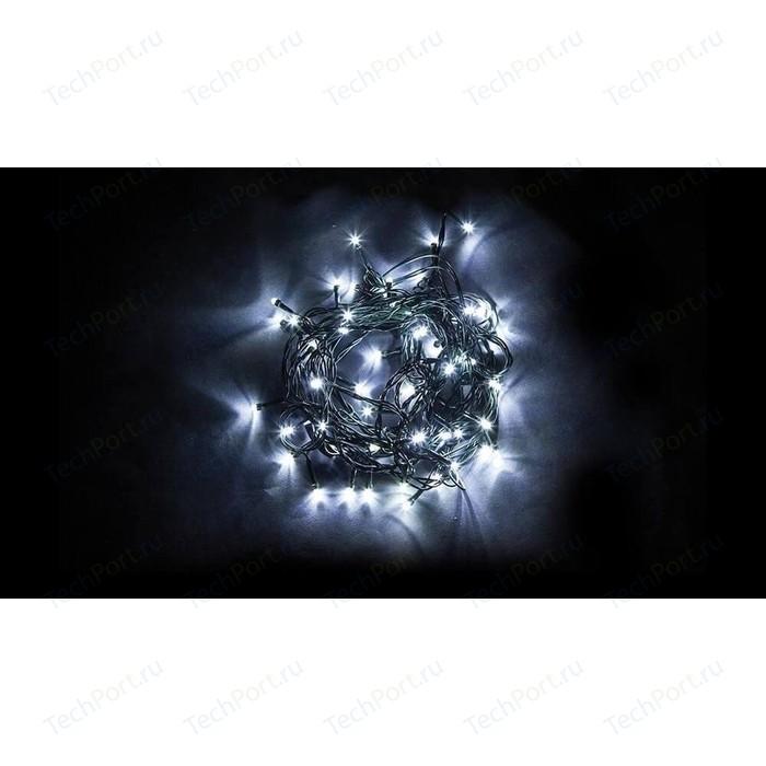 Светодиодная гирлянда Feron 7 веток 230V 5000K холодный белый с мерцанием CL91 32375