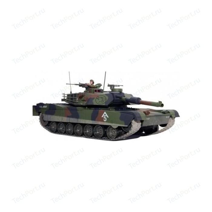 Радиоуправляемый танк Hobby Engine М1А1 Abrams масштаб 1:16 2.4G - HOB-811NEW