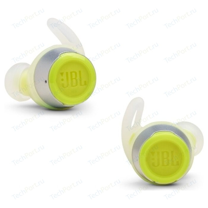 Наушники JBL Reflect FLOW green
