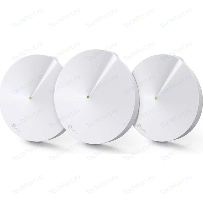 Mesh Wi-Fi система TP-LINK DECO M9 PLUS (3-PACK)